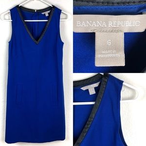Banana Republic cobalt blue dress